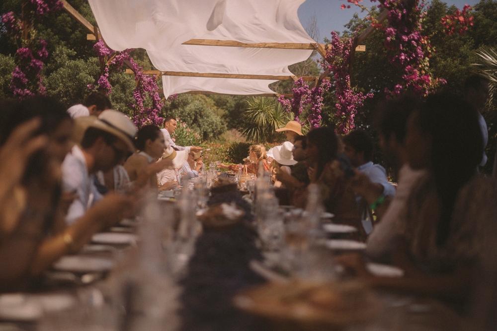 Long Lunch in Saint-Tropez