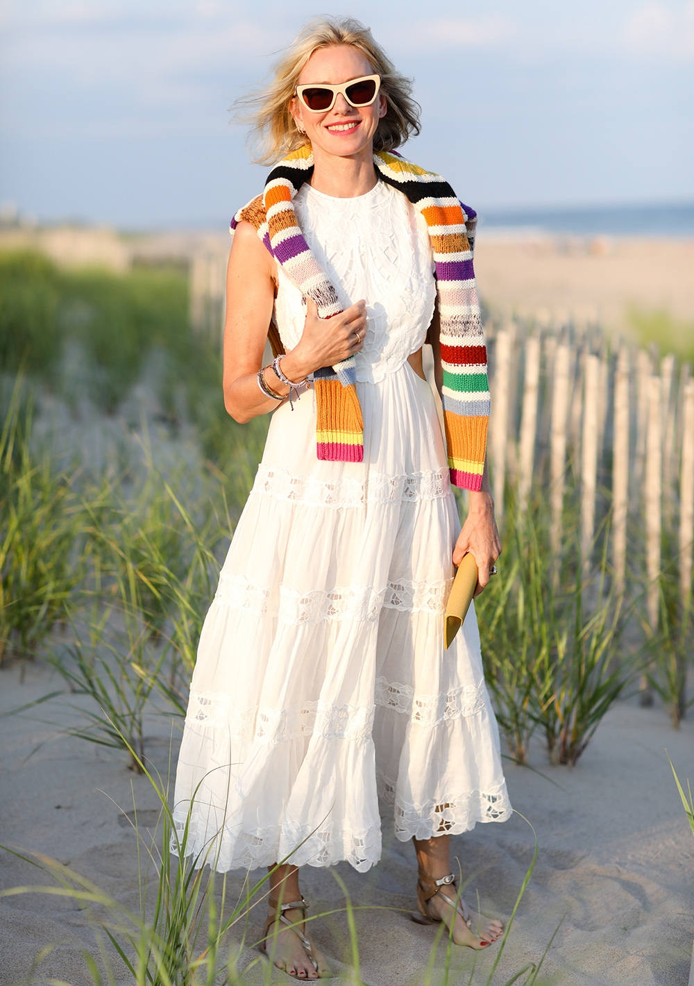 Naomi Watts at our Hamptons Summer Dinner
