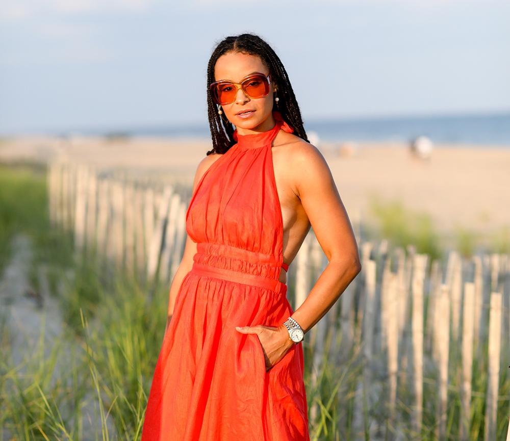 Sai De Silva at our Hamptons Summer Dinner
