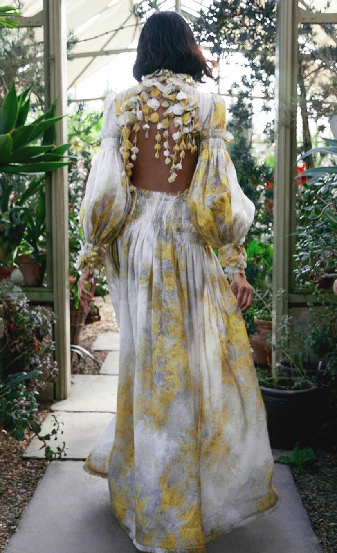 The Botanica Wattle Gown for Modaoperandi