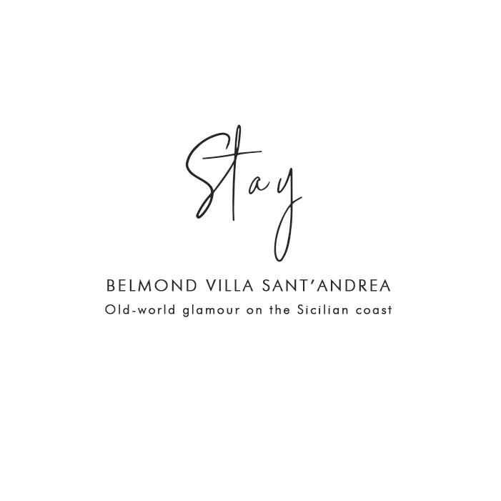 Where to stay in Taormina: Belmond Villa Sant'Andrea – Old world glamour on the Sicilian coast