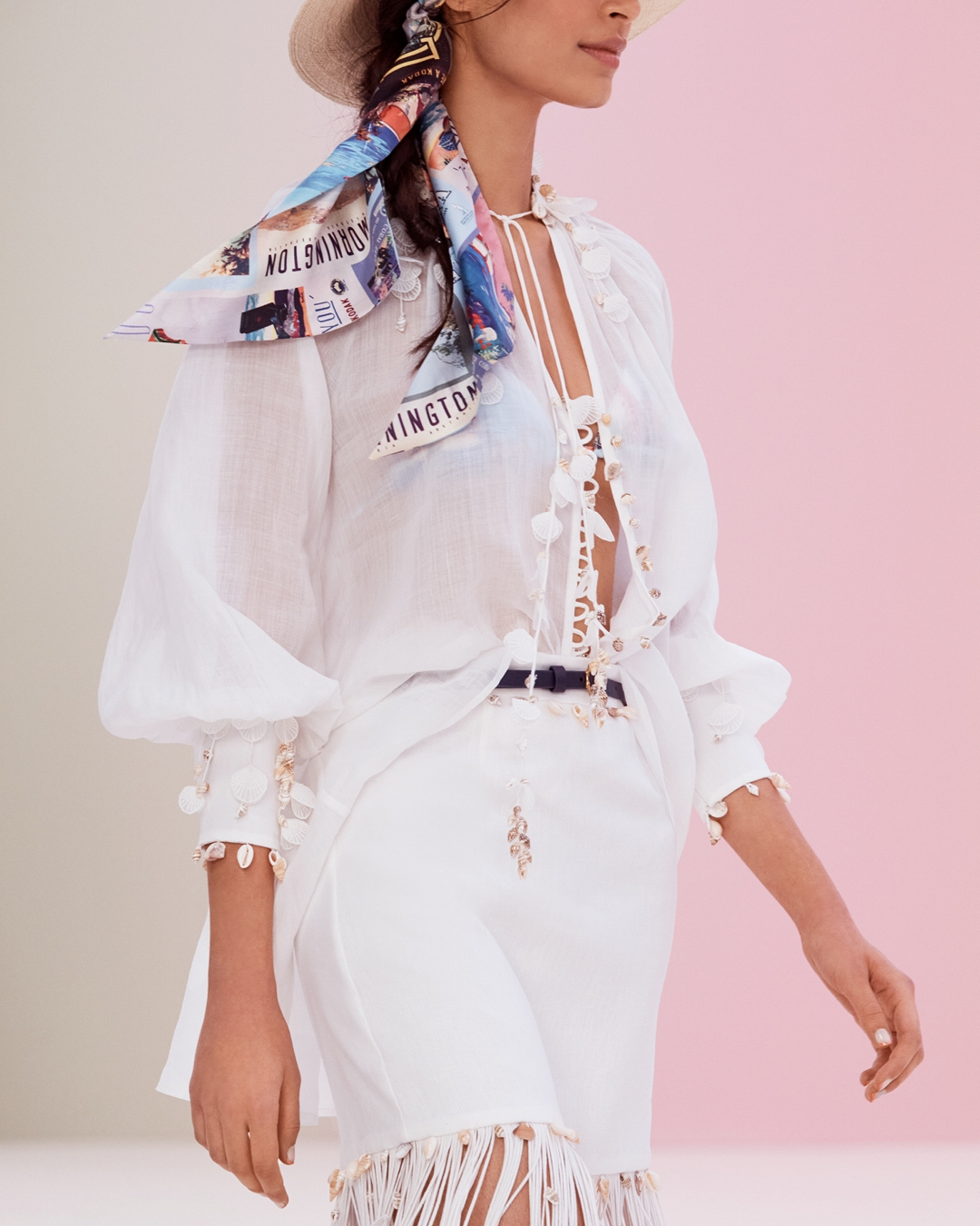 IN THE DETAIL: LOOK 35 RESORT READY TO WEAR 2022, THE POSTCARD