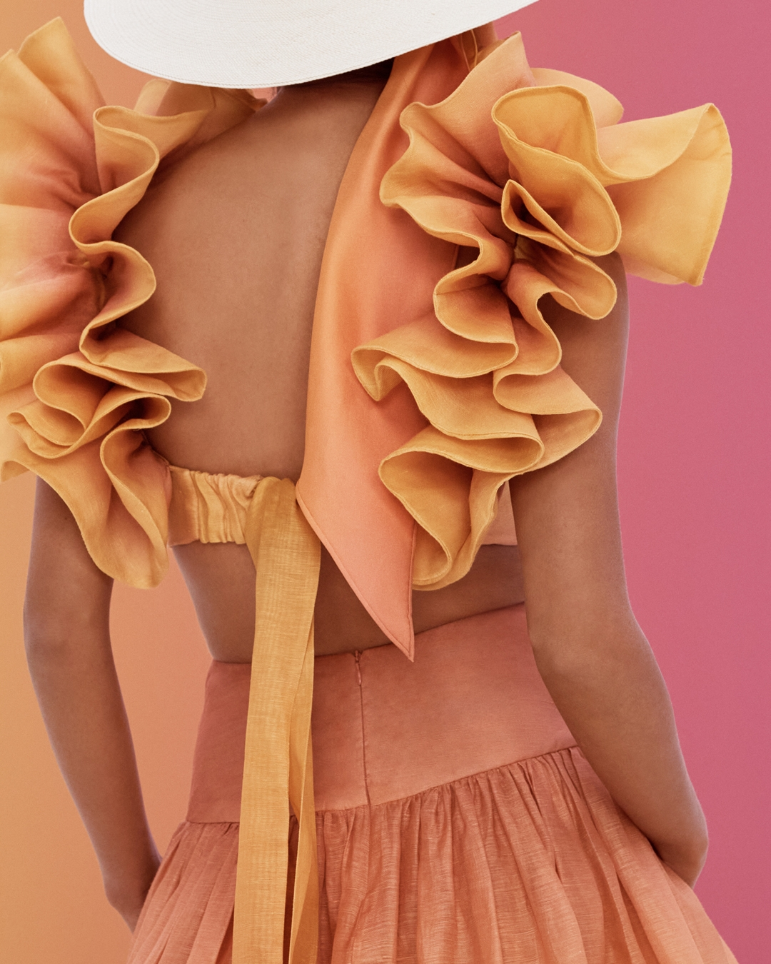 IN THE DETAIL: LOOK 38 RESORT READY TO WEAR 2022, THE POSTCARD