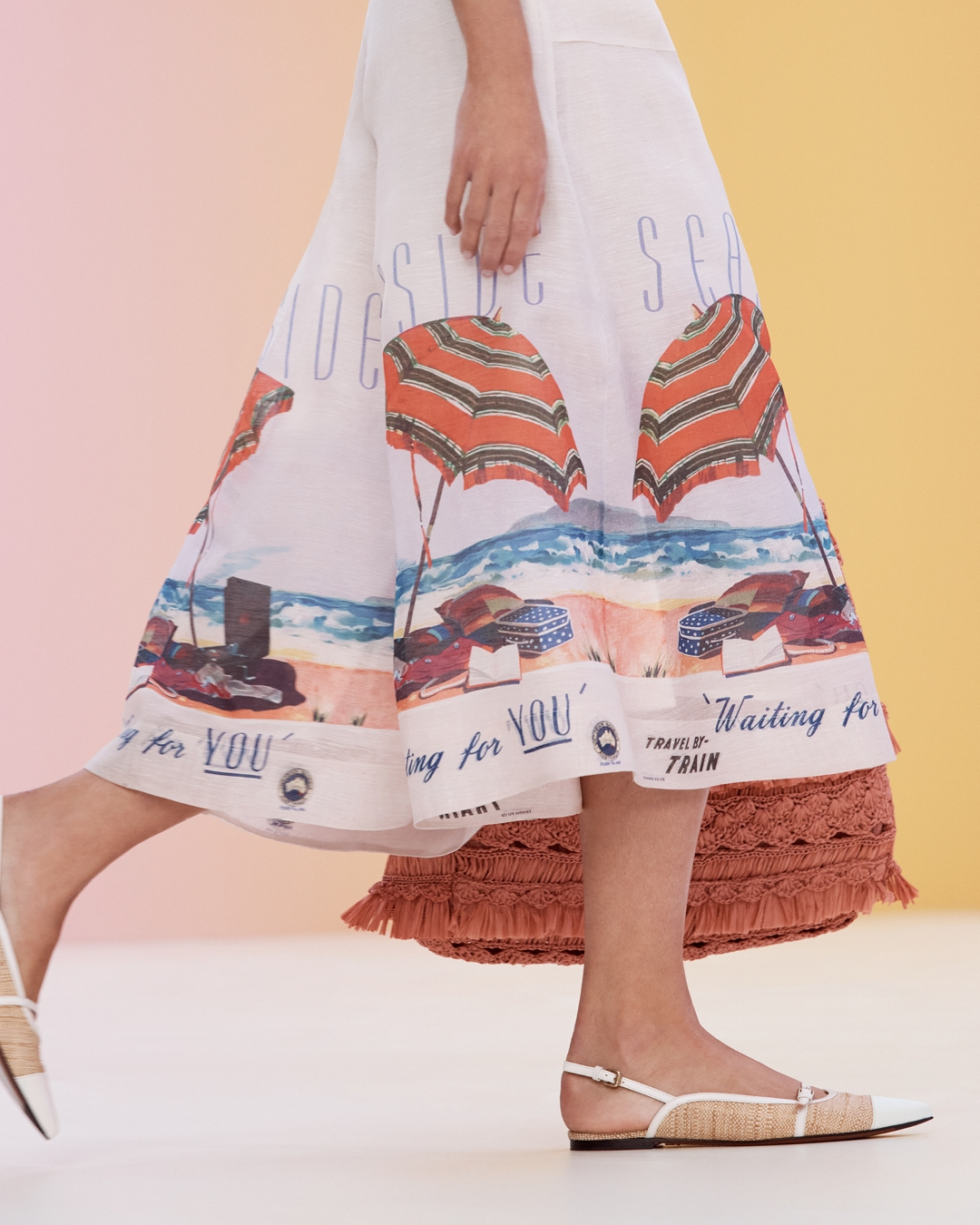 IN THE DETAIL: LOOK 3 RESORT READY TO WEAR 2022 THE POSTCARD