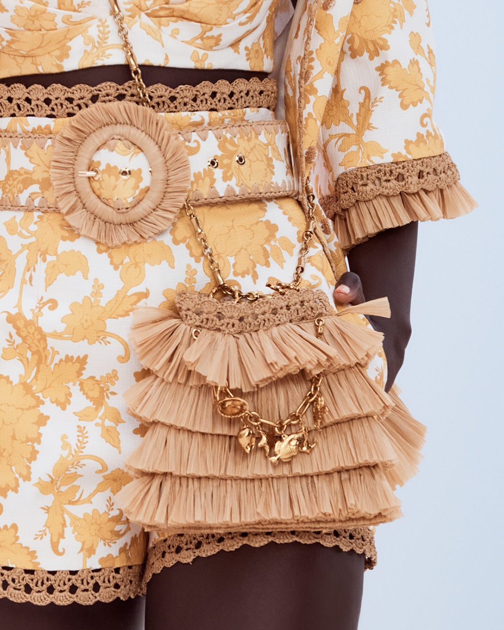 IN THE DETAIL: LOOK 14 RESORT READY TO WEAR 2021, THE POSTCARD