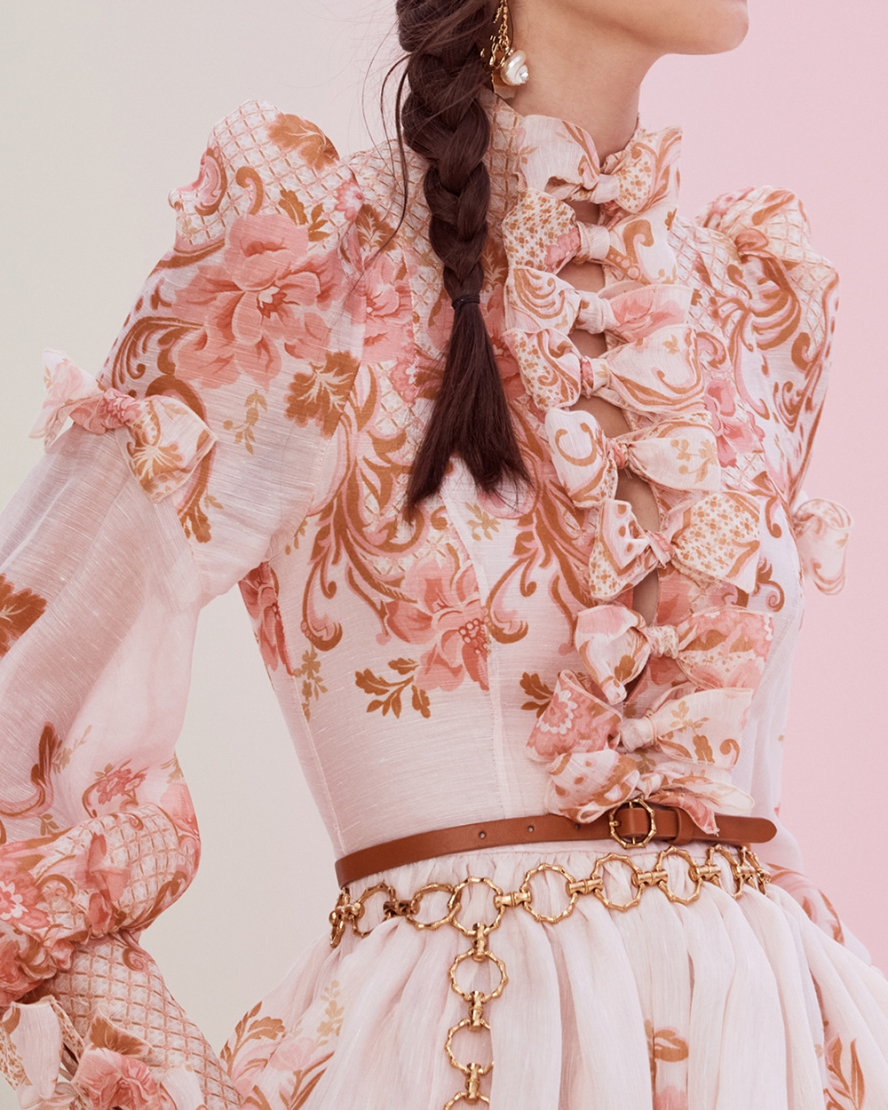 IN THE DETAIL: LOOK 28 RESORT READY TO WEAR 2022, THE POSTCARD