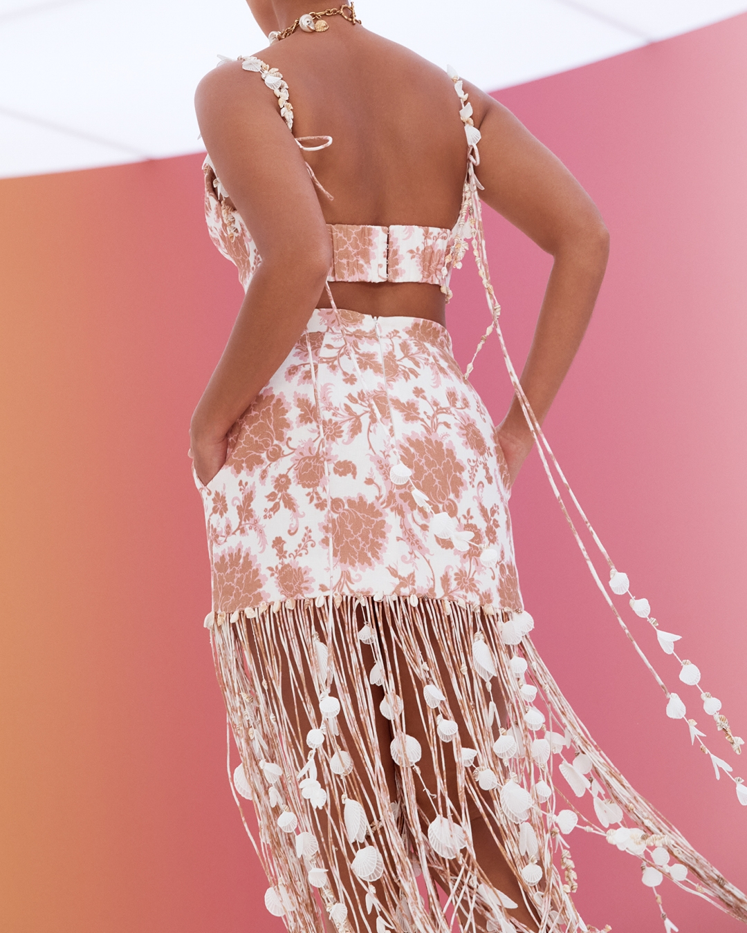 IN THE DETAIL: LOOK 30 RESORT READY TO WEAR 2022, THE POSTCARD