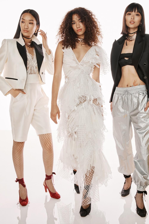 BEHIND THE SHOW SPRING READY TO WEAR 2022: Jade Hsu, Dakota Moore-Lizotte and Cynthia Wu