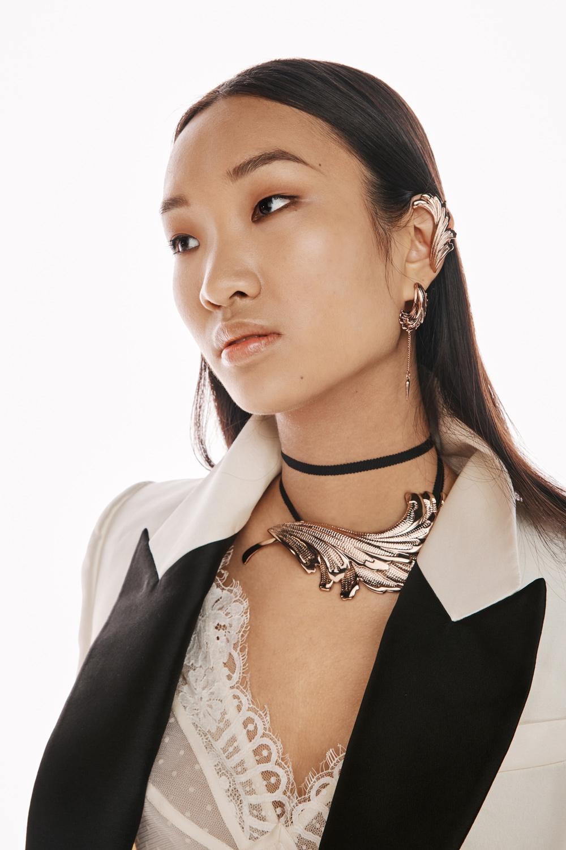 BEHIND THE SHOW SPRING READY TO WEAR 2022: Jade Hsu
