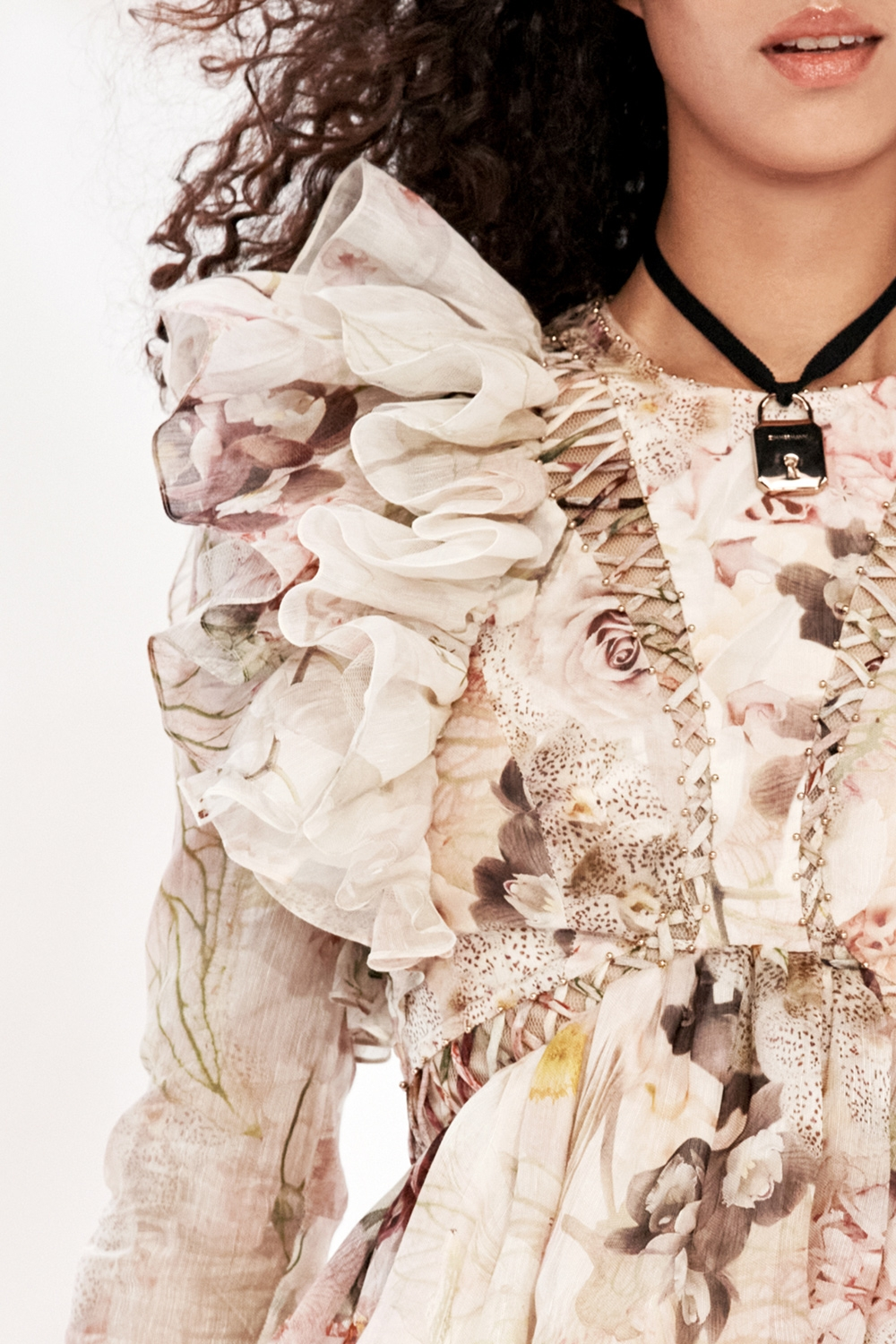 IN THE DETAIL: LOOK 4 SPRING READY TO WEAR 2022