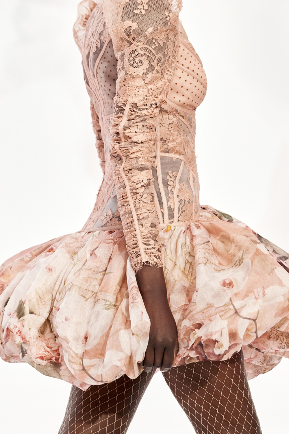 IN THE DETAIL: LOOK 1 SPRING READY TO WEAR 2022