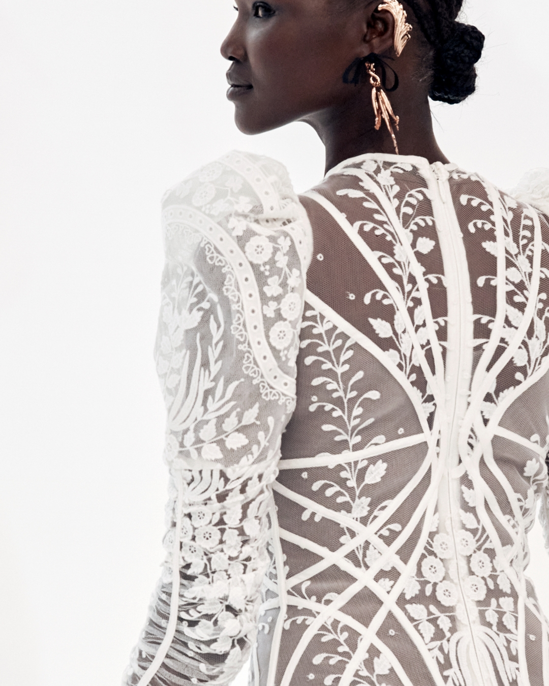 IN THE DETAIL: LOOK 39 SPRING READY TO WEAR 2022