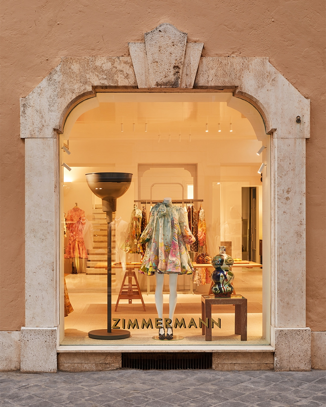 OUR NEW ROME BOUTIQUE