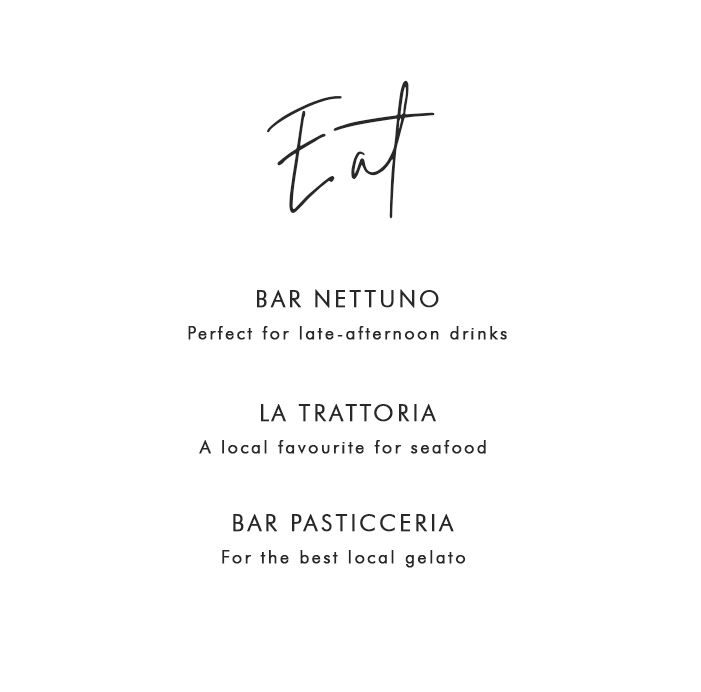 Where to Eat in Scopello
