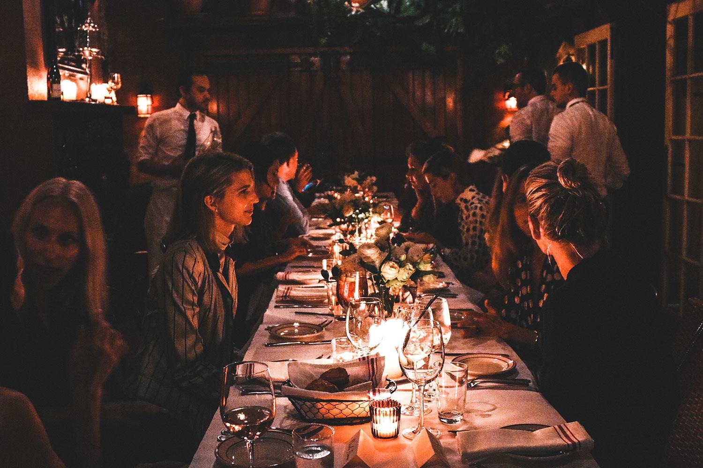 PRE-NYFW DINNER