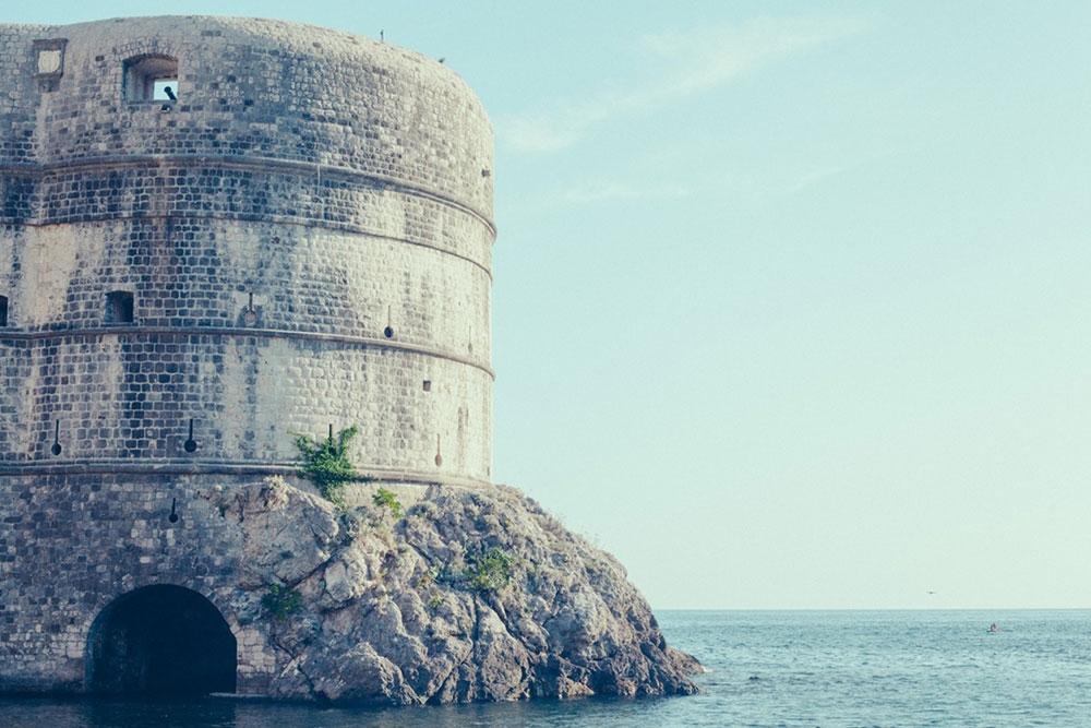 Fort Bokar – Dubrovnik