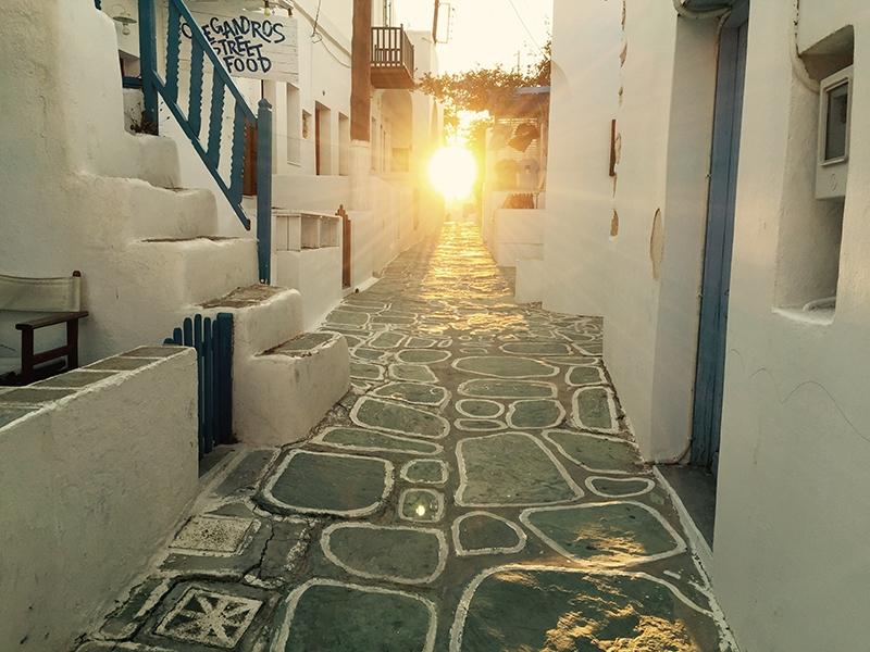 Folegandros, Greece by Nicky Zimmermann