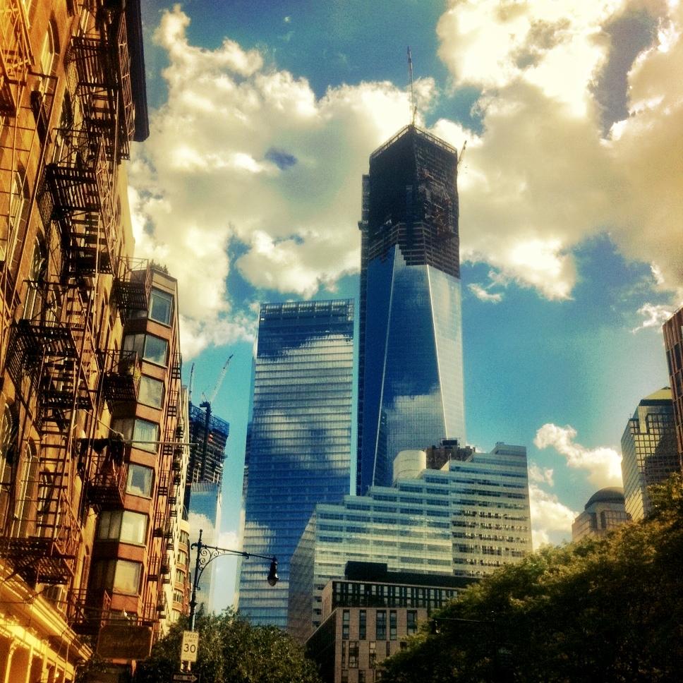 World Trade Building