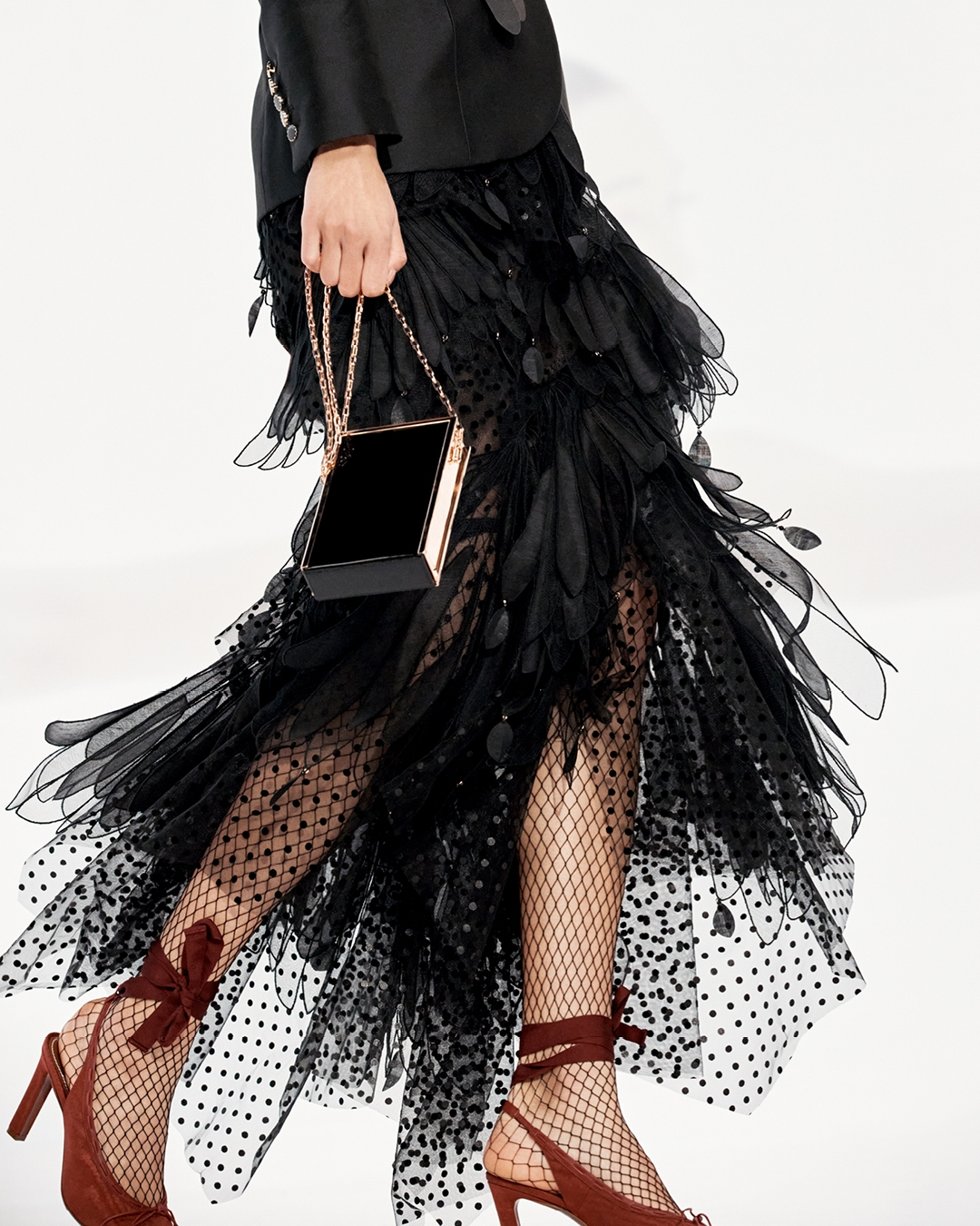 IN THE DETAIL: LOOK 28 SPRING READY TO WEAR 2022