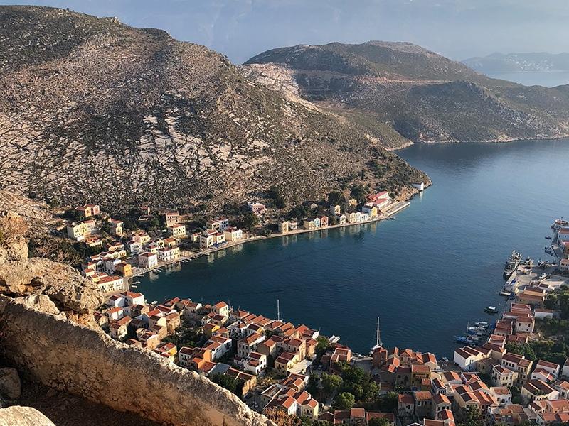Greek Island Kastellorizo