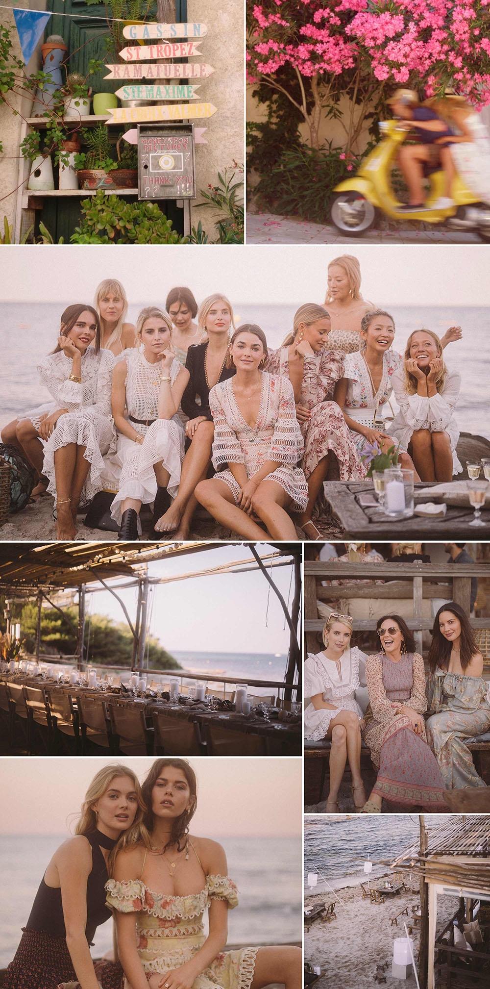 Nicky Zimmermann, friends and details of Saint-Tropez