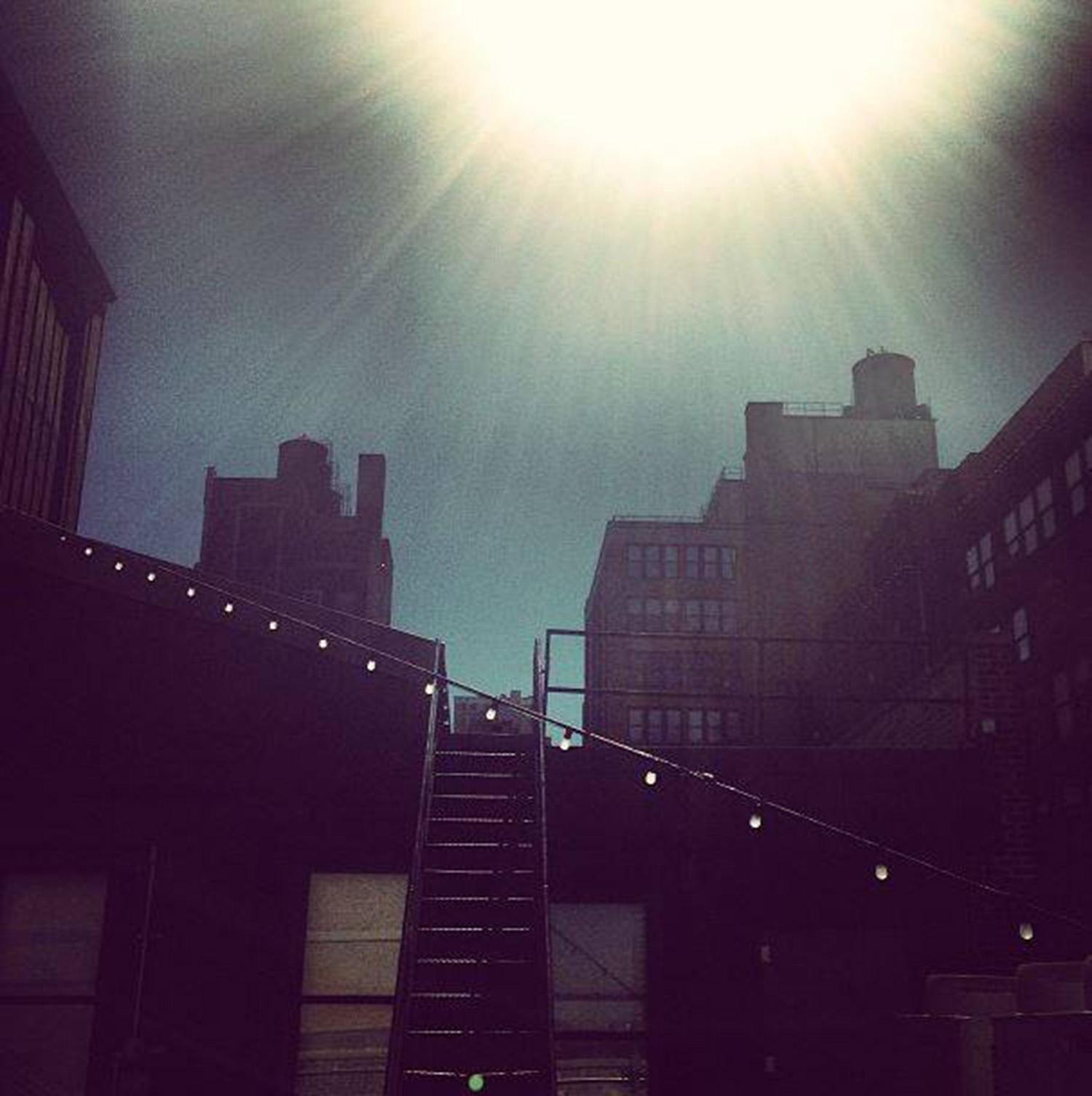 A sunny September day. 2013