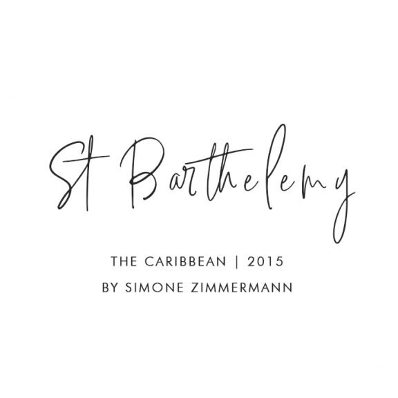 St Barthelemy, The Caribbean, 2015 – By Simone Zimmermann