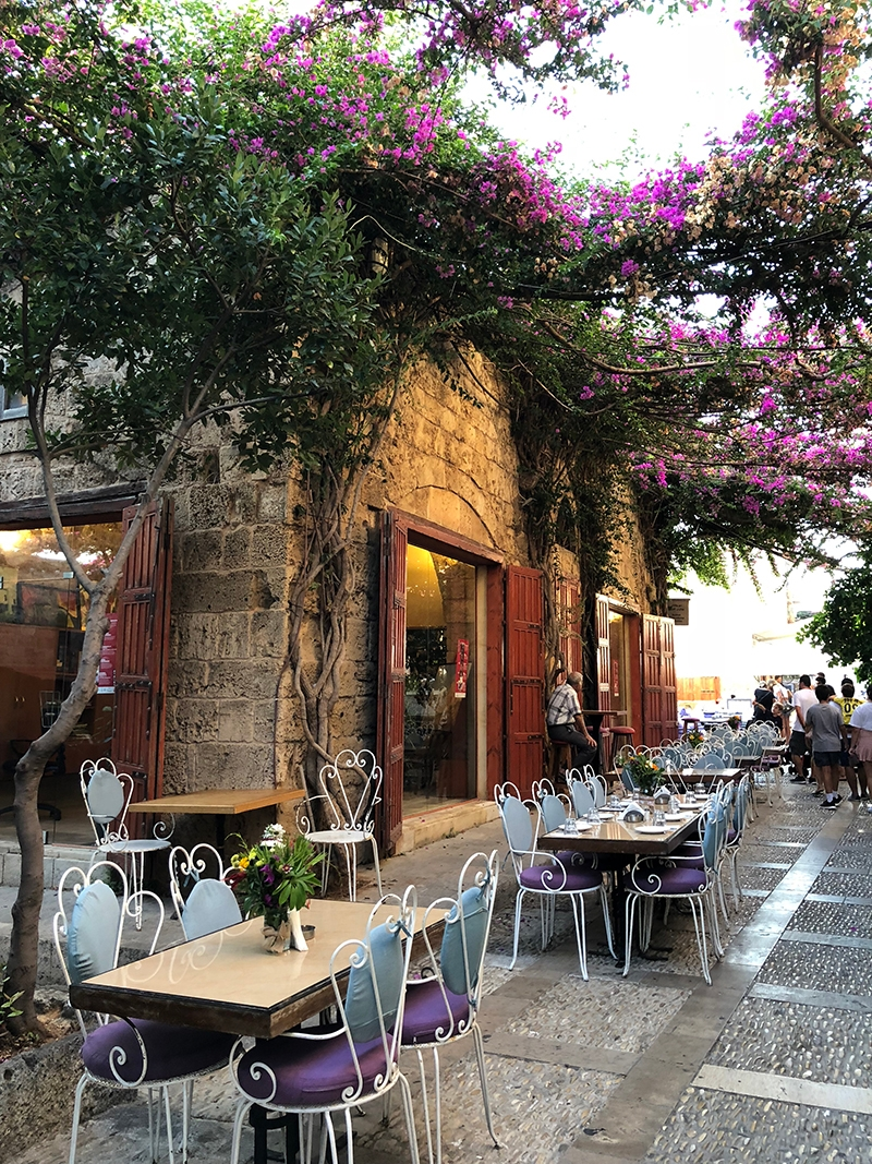 The Old Souk of Byblos