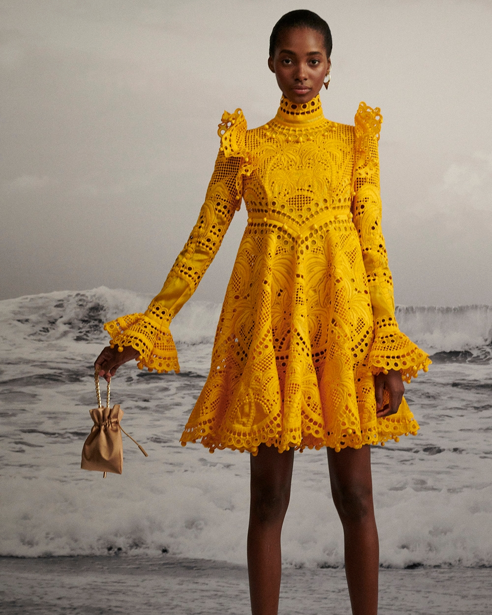 BEHIND THE SCENES AT SPRING 2020 NEW YORK FASHION WEEK ZIMMERMANN SHOW