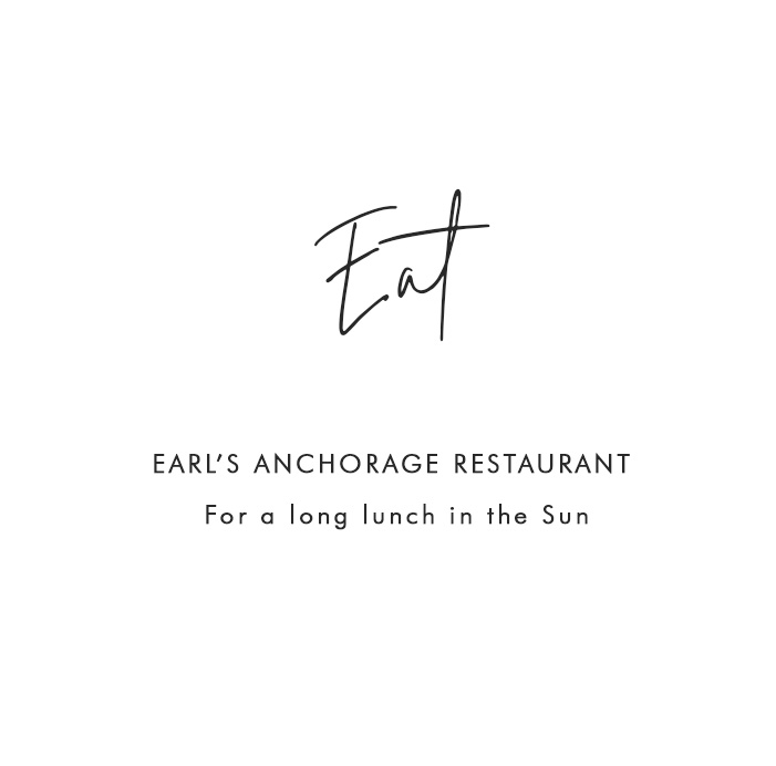 Eat at Earl's Anchorage restaurant for a long lunch in the sun